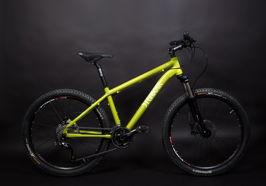 Steinbock Bikes - 26 Zoll MTB, Mountainbike